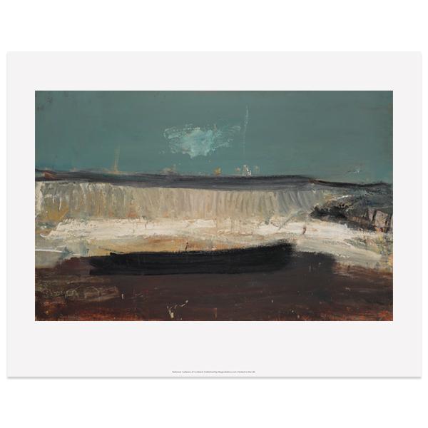 The Wave by Joan Eardley art print