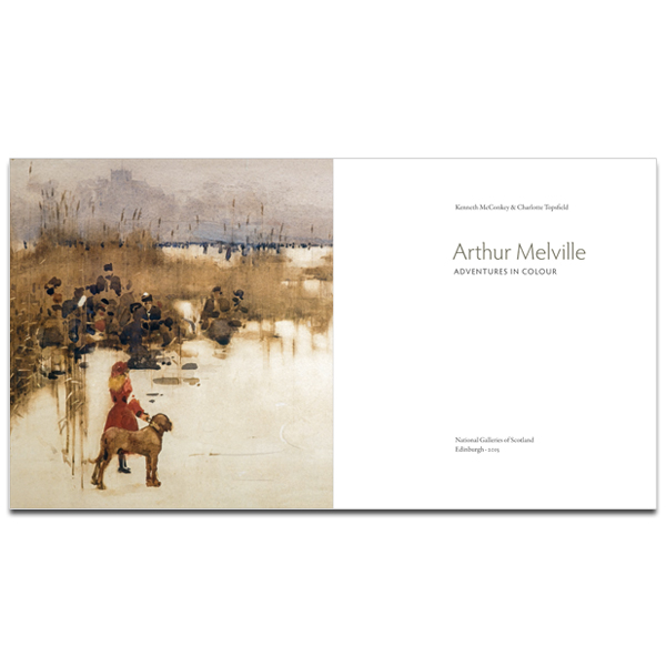 Arthur Melville Paperback