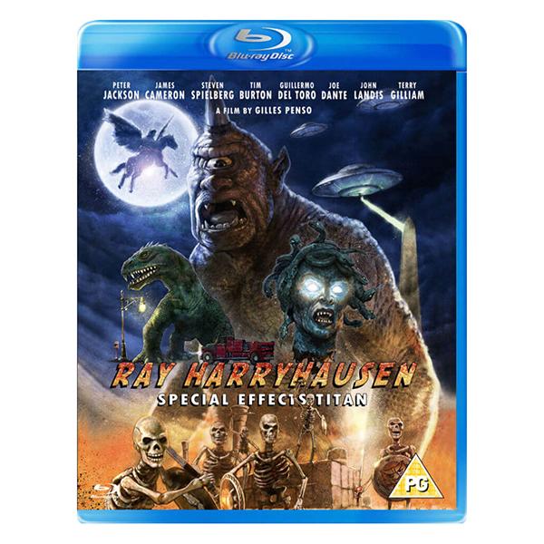 Ray Harryhausen: Special Effects Titan Blu-ray