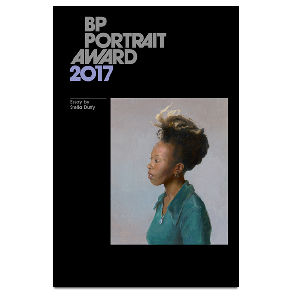 BP Portrait Award 2017 Exhibition Catalogue
