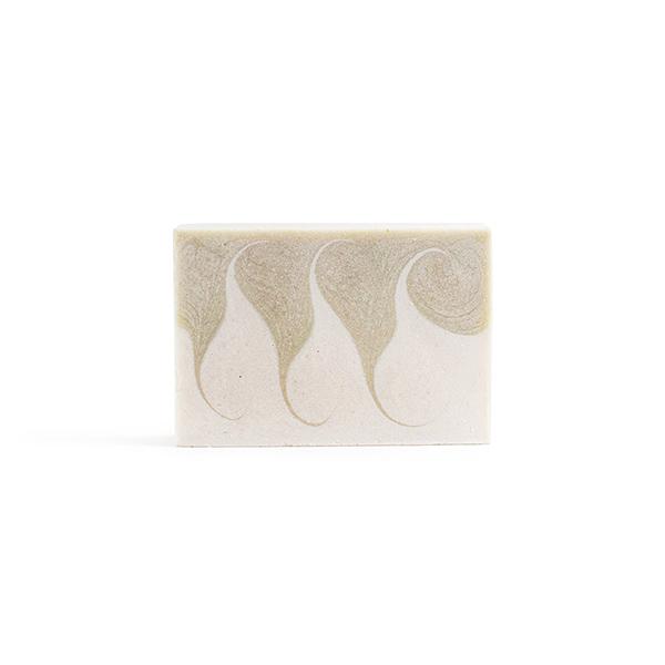 Bergamot, juniper & rose geranium handmade soap