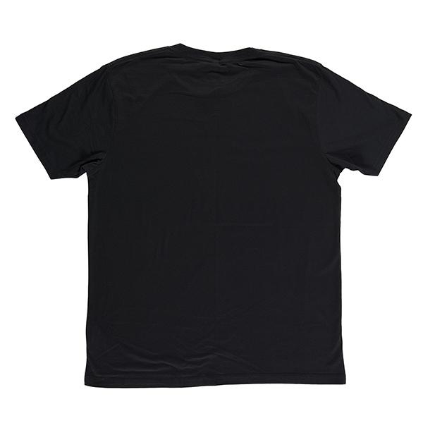 Boombox black small cotton t-shirt