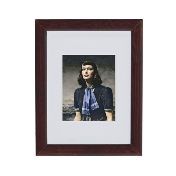 By the Hills by Gerald Leslie Brockhurst ready to hang small framed print