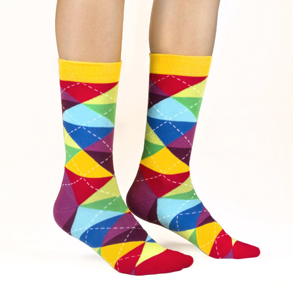 Ballonet Socks Cheer Size 7.5-11.5