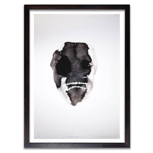 Consciousness, 2014 by Graham Fagen limited edition print