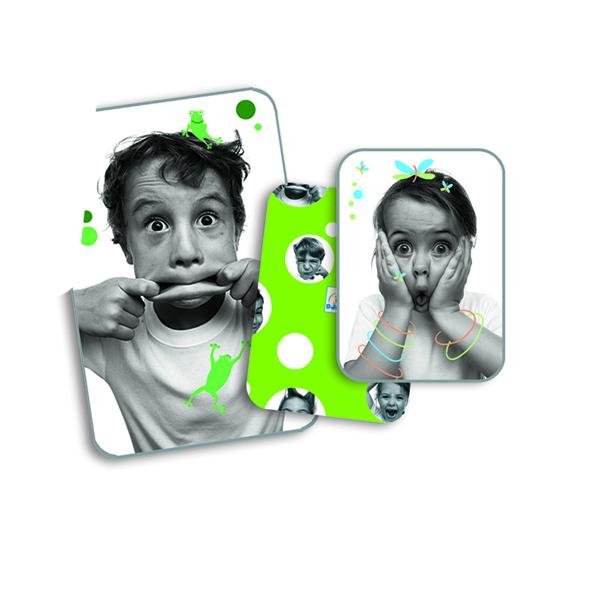 Djeco Grimaces Card Game