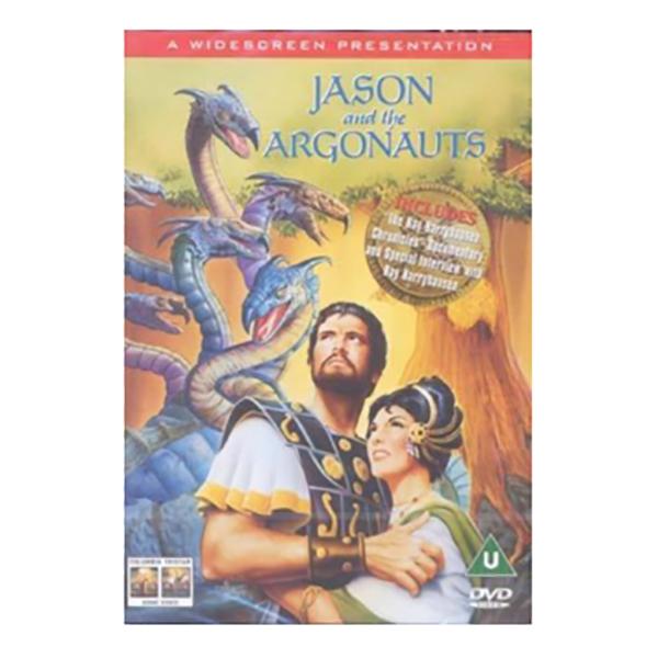 Jason and the Argonauts DVD