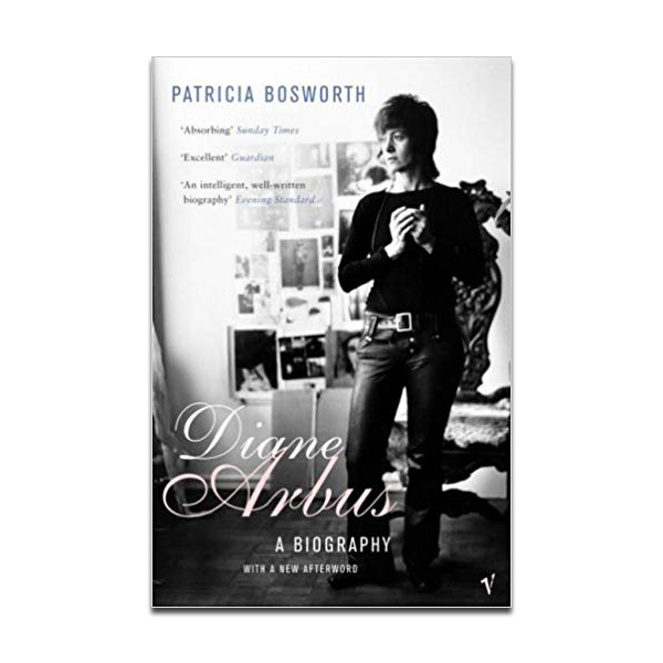 Diane Arbus: A Biography by Patricia Bosworth (paperback)