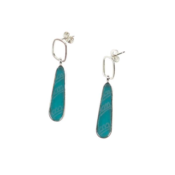 Kathryn Williamson Peacock Family Earrings