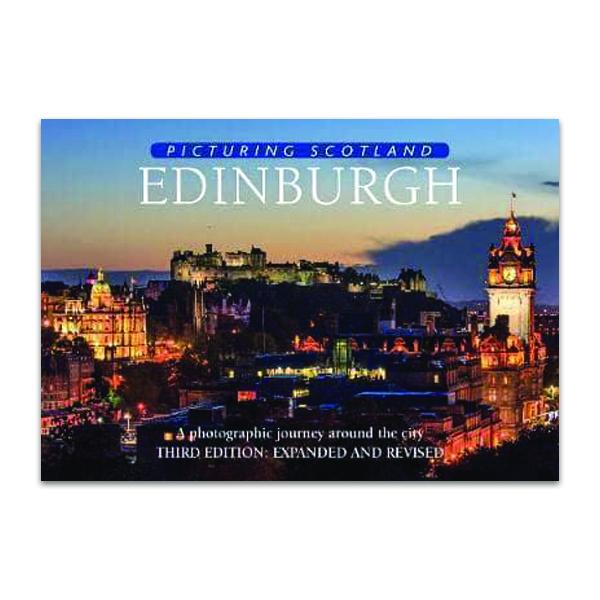 Edinburgh: Picturing Scotland A photographic journey around the city (hardback)