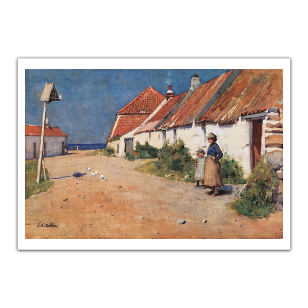 Edward Arthur Walton notecard set (20 cards)
