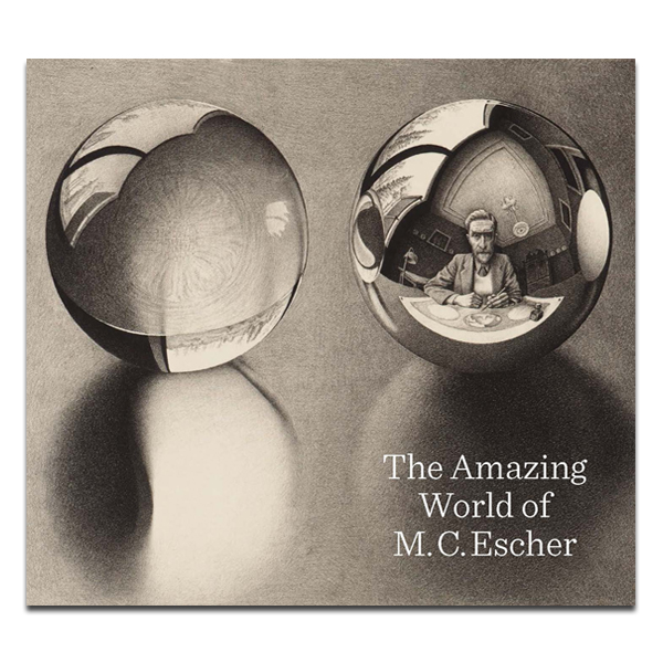 The Amazing World of M.C. Escher (paperback)