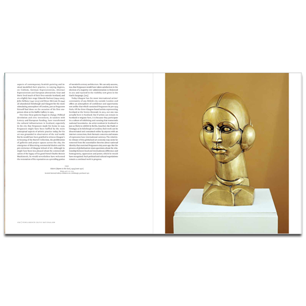John Duncan Fergusson exhibition book (paperback)