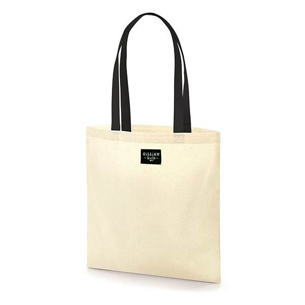 Forth bridges reusable cotton tote bag