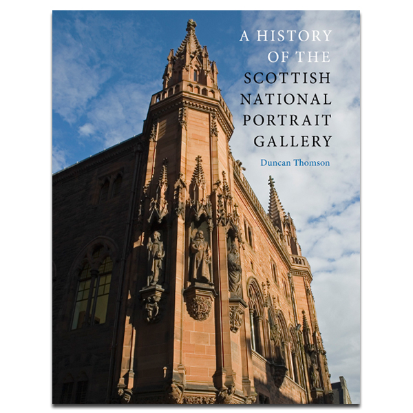 A History of the Scottish National Portrait Gallery Hardback