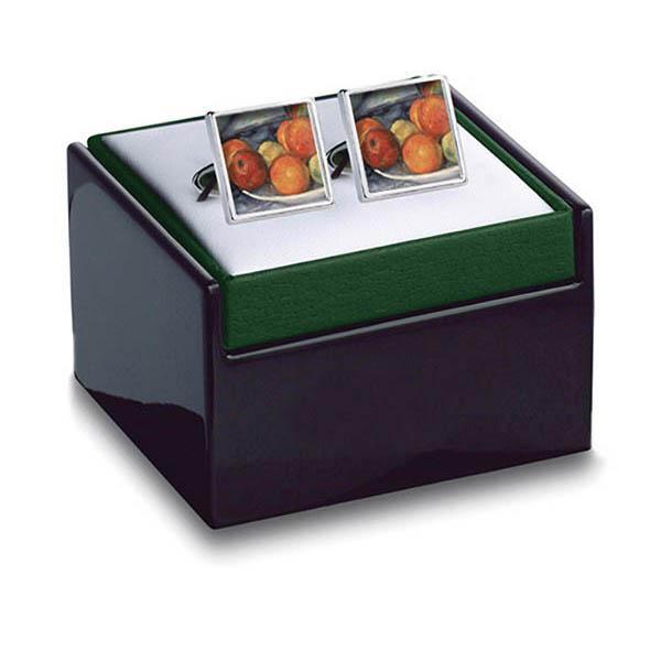 Fruit by Paul Cezanne cufflinks