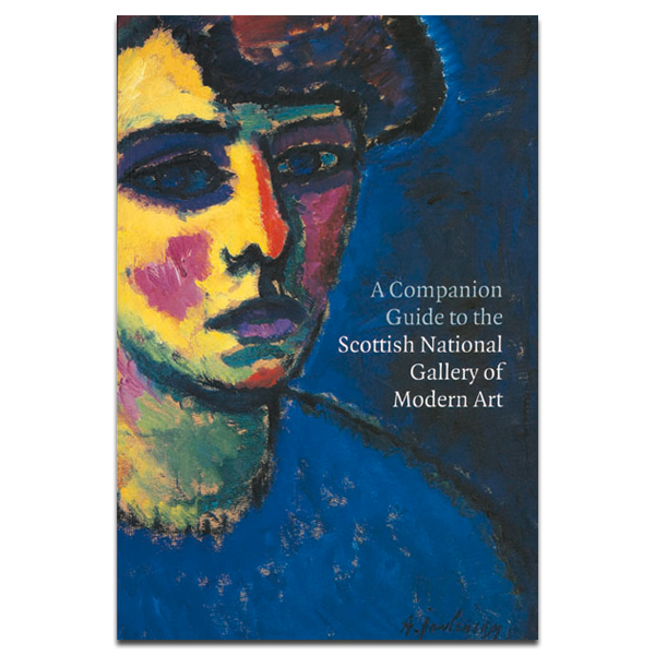 Scottish National Gallery of Modern Art guide (paperback)