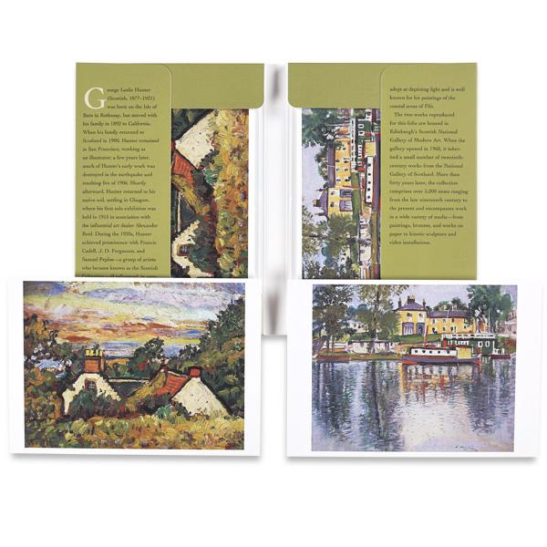 George Leslie Hunter notecard set (10 cards)
