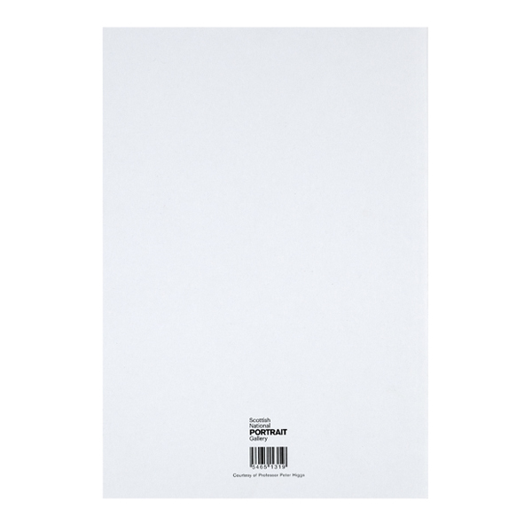 Peter Higgs Boson Theory A5 Graph Paper Notebook Cool Grey