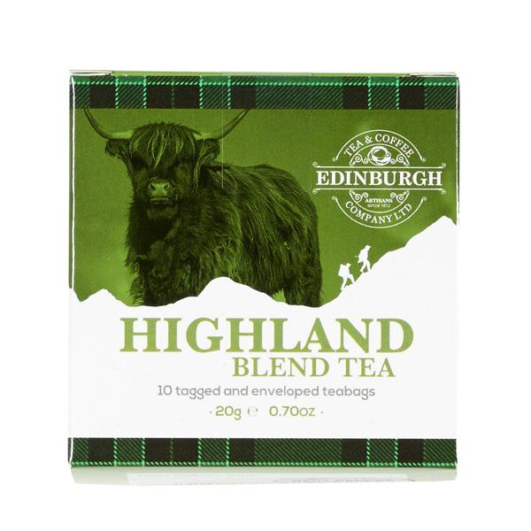 Highland blend teabags (pack of 10)
