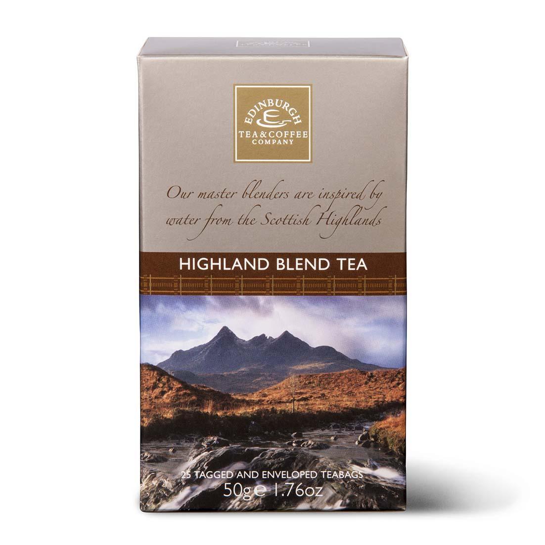 Highland blend teabags (pack of 25)