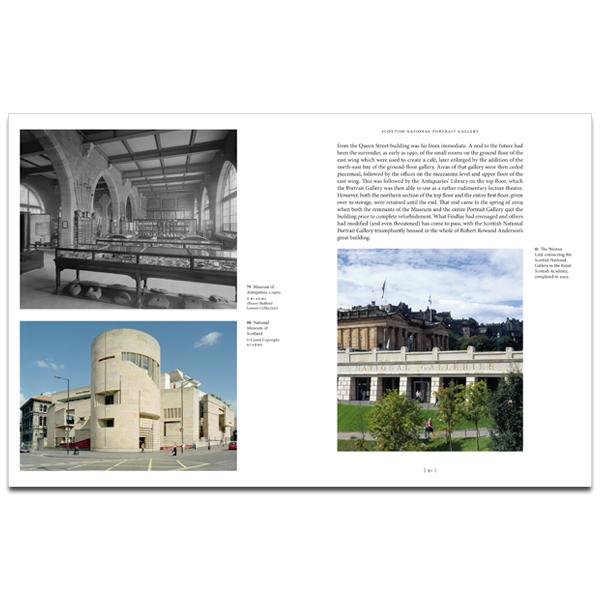 A history of the Scottish National Portrait Gallery (hardback)