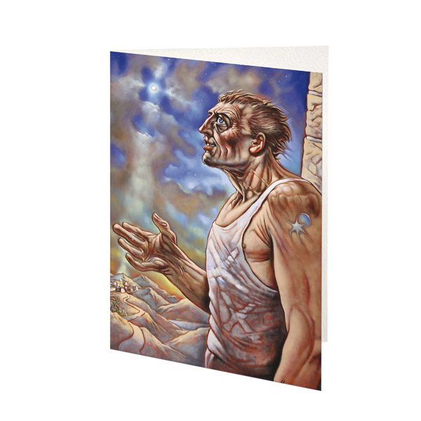 Artaban by Peter Howson Christmas card pack (10 cards)