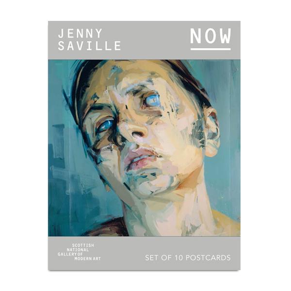 NOW Jenny Saville postcard pack