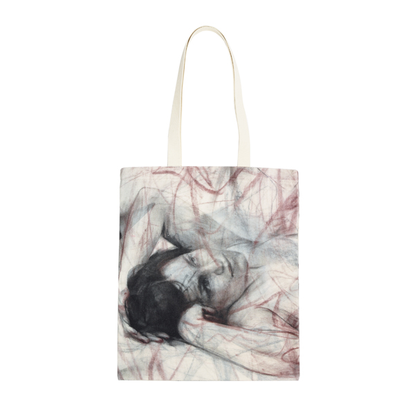 Detail from One out of two (symposium) Jenny Saville Tote Bag