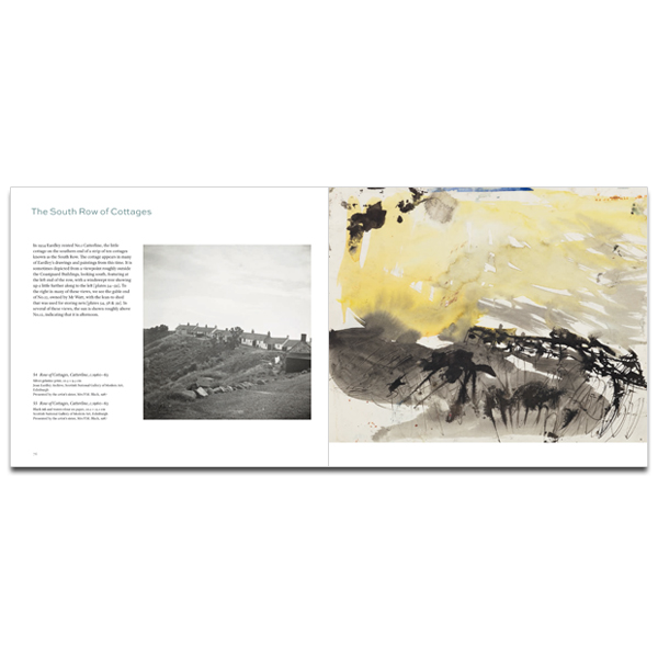 Joan Eardley: A sense of place (hardback)