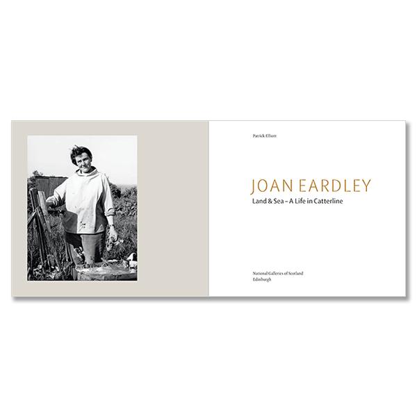 Joan Eardley: Land & sea-A life in Catterline (paperback)