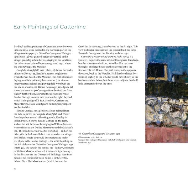 Joan Eardley: A Sense of Place Exhibition Catalogue