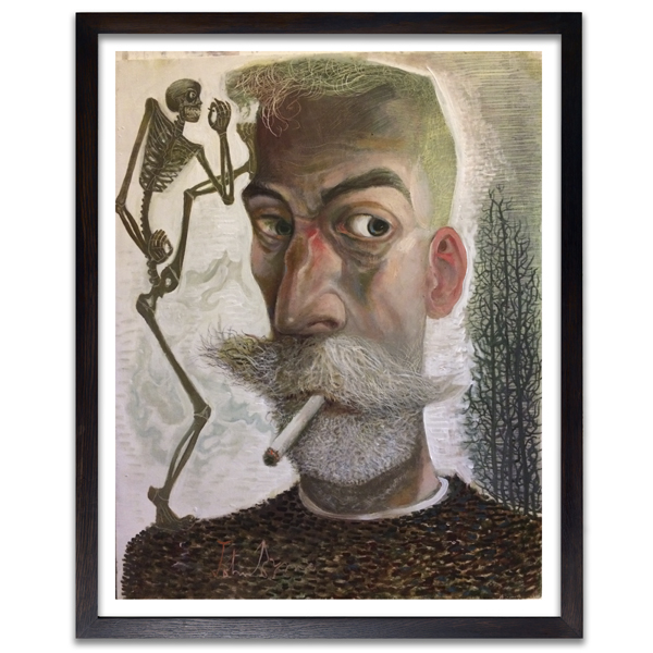 'Knocking on Heaven's Door' by John Byrne Limited Edition Print