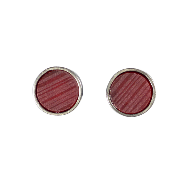 Kathryn Williamson Scarlet Stud Earrings