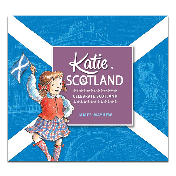 Katie in Scotland (paperback)