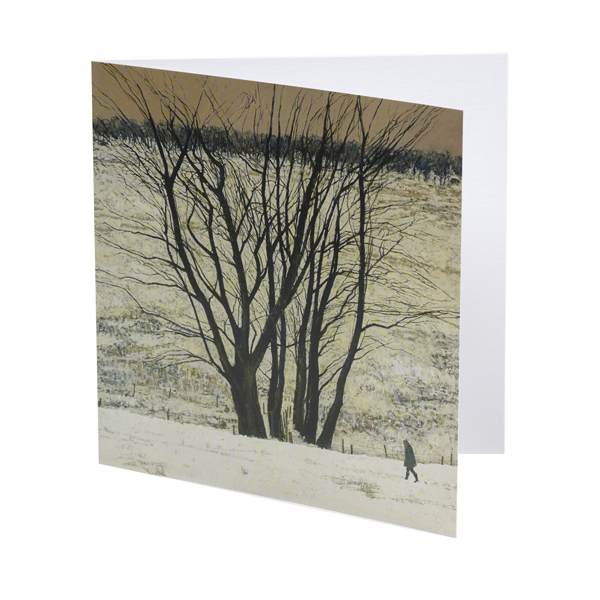 Large Tree Group by Victoria Crowe Christmas card pack (10 cards)