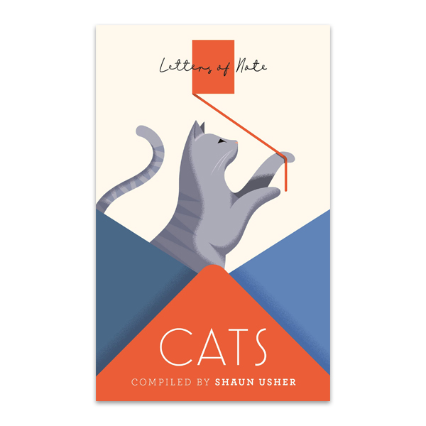 Letters of note: Cats (paperback)