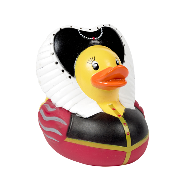Mary Queen of Scots rubber duck