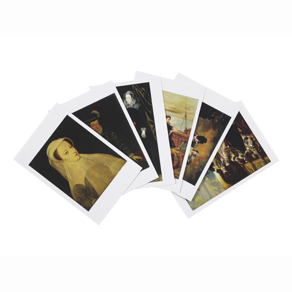 Mary Queen of Scots postcard pack