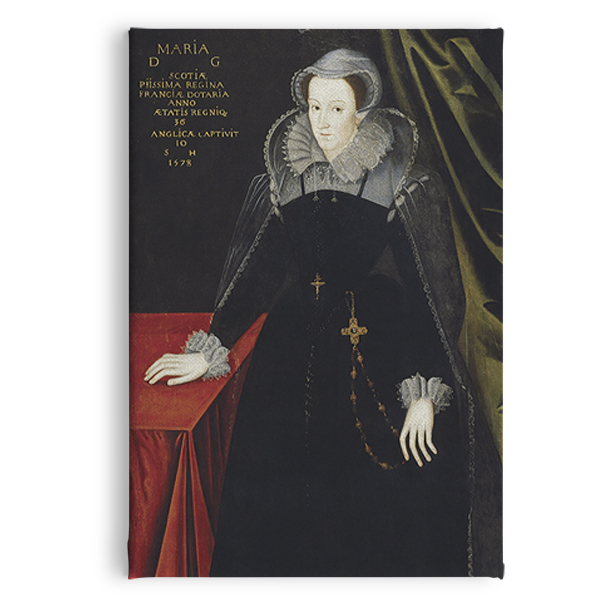 Mary Queen of Scots Magnet