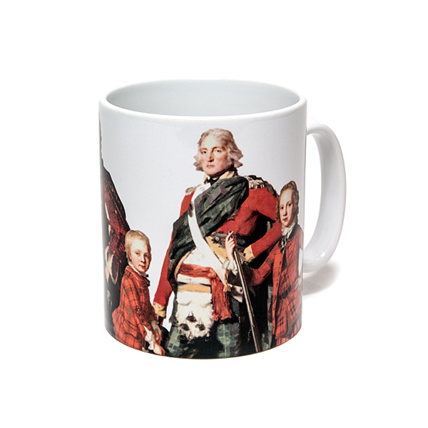 Scottish National Portrait Gallery Men in Kilts Mug