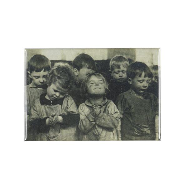 Morning Prayers, Gorbals Primary School, Glasgow magnet