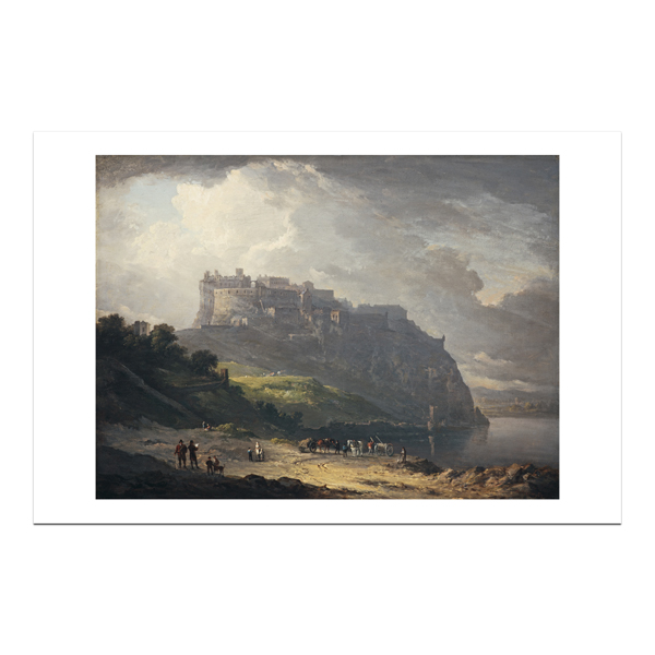 Paintings of Edinburgh postcard pack