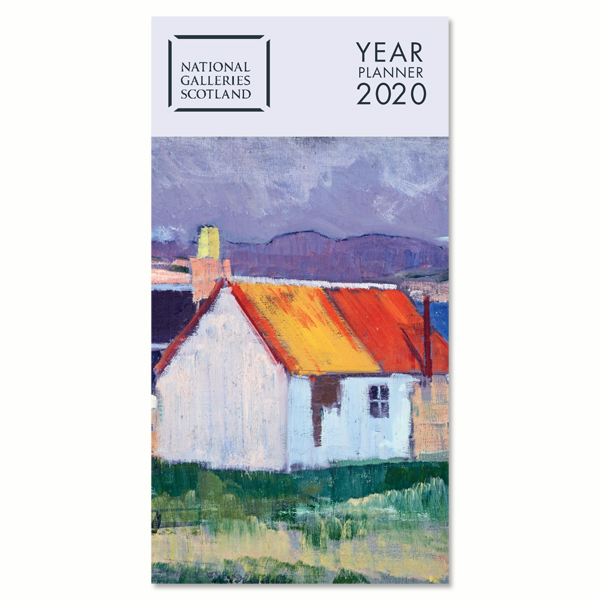 National Galleries of Scotland - Scottish Colourists 2020 Pocket Year Planner