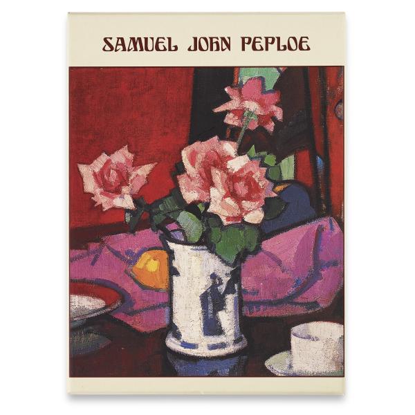Samuel John Peploe Notecard Box (20 cards)