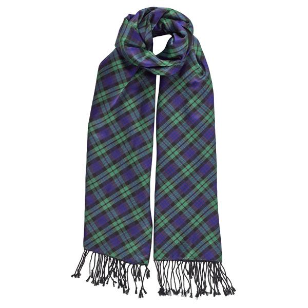 National Galleries of Scotland exclusive tartan stole