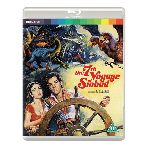 The 7th Voyage of Sinbad Blu-ray