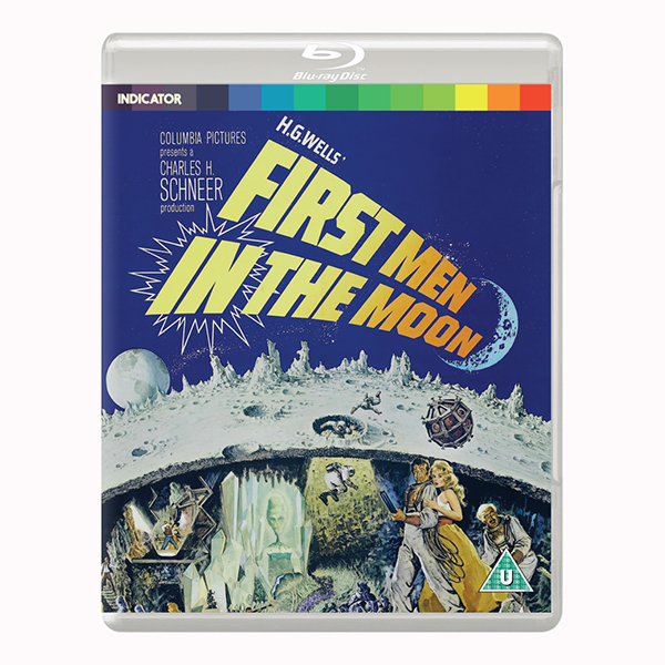 First Men in the Moon Blu-ray
