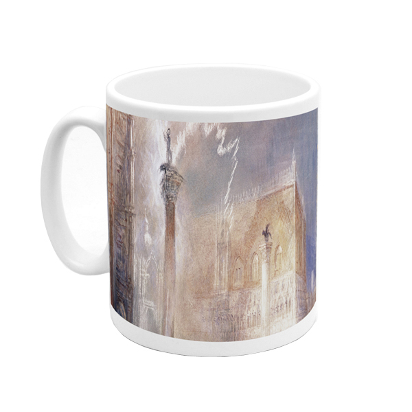 The Piazzetta JMW Turner Mug