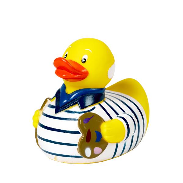 Pablo Picasso rubber duck